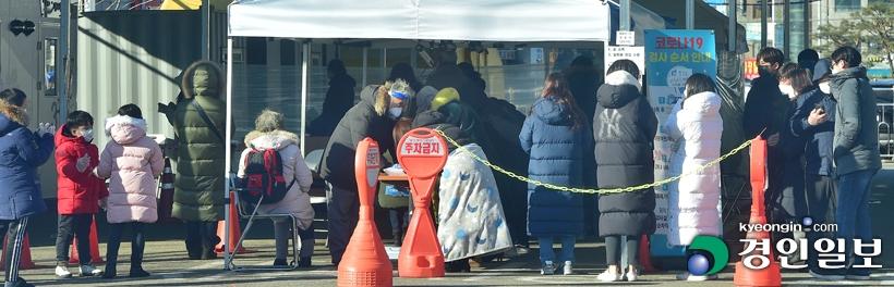 `가용병상 한계` 인천…코로나 확진자 병상대기중 사망 `첫 발생`